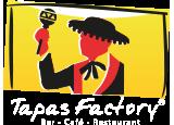 Tapas Factory – Dortmund Kreuzviertel Logo